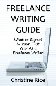 Freelance Writing Guide Ebook